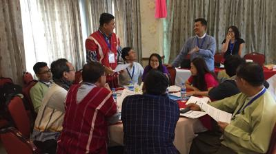 Training Insider Mediation in Myanmar