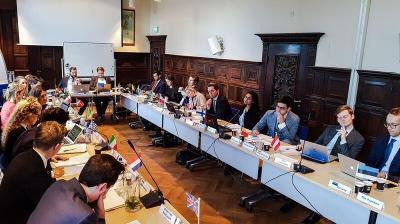 Golden anniversary Training in International Relations