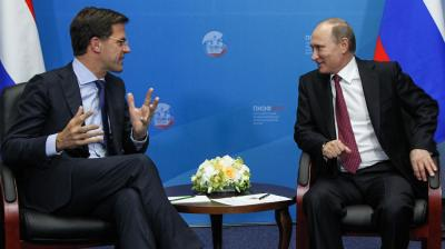 Dutch narratives about Russian-Western relations