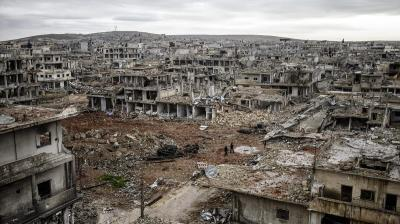 Of flour, yeast and water - A recipe for (Syrian) conflict data