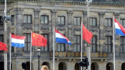 Active approach of the Netherlands towards Belt and Road needed