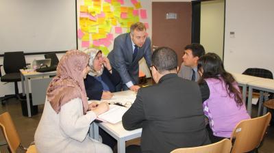 Workshop on Digital Diplomacy in Algeria