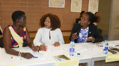Cooperation with South Africa in training African Women Mediators