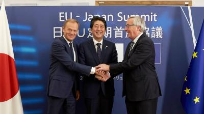 Economic Diplomacy in Japanese Foreign Policy