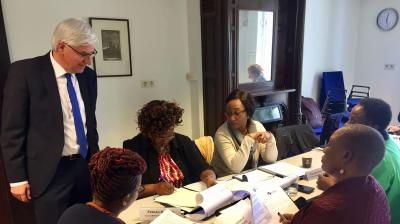 Clingendael strengthens mediation capacity of FemWise-Africa