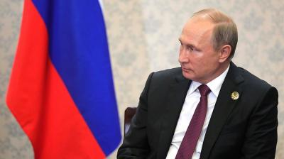 Podcast: Putin's fourth term as president of Russia