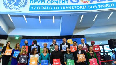 Foreign Ministries, SDG Diplomacy and the Private Sector