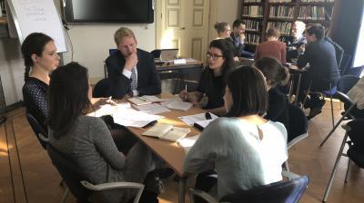 New Dutch diplomats start training programme at Clingendael