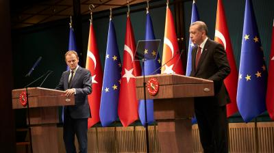 Accession in abeyance: Ankara & Brussels: finding a way forward?