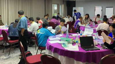 Third Insider Mediation training Myanmar successfully delivered