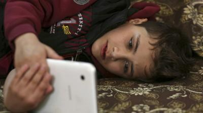 How smartphones help Syrian refugees in Lebanon