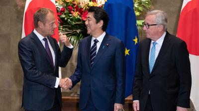EU–Japan relations in the age of competitive economic governance