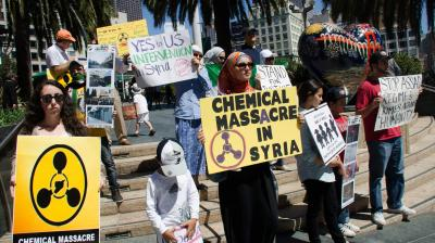 Chemical weapons in Syria