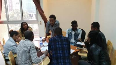Security policy reporting for future Ethiopian diplomats