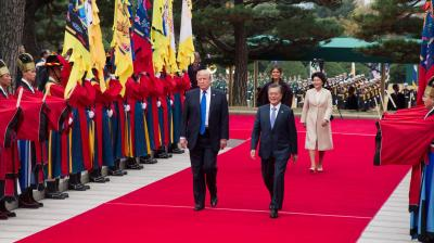 South Korean Diplomacy between domestic challenges and soft power