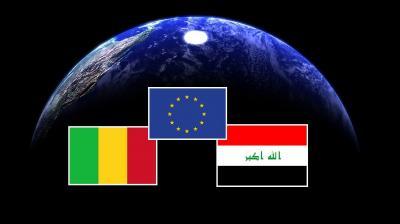 Les risques de sécurité liés au climat en Irak et au Mali