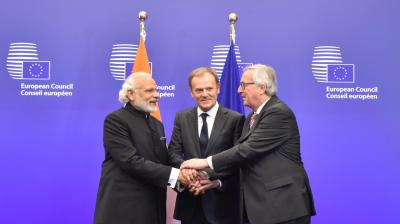 Bridging the gap: Sustainable connectivity in EU-India relations