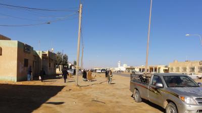 Local security governance in Libya