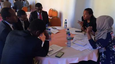 Effective communication skills training in Addis Ababa