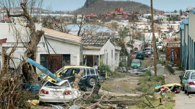 Stormclouds and solutions: Climate change in the Caribbean