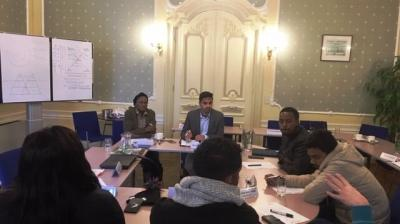 First 2019 foundation course on humanitarian negotiation skills