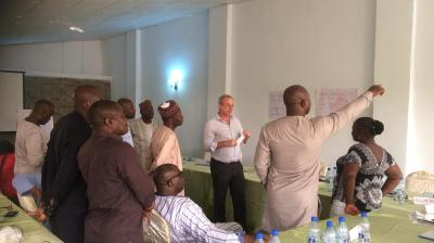 Training to support Nigerian dialogues