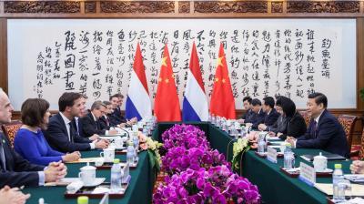 Podcast: China en het Westen: langzaam schaken en een potje go