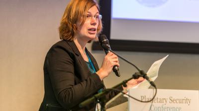 Podcast: Louise van Schaik on Planetary Security