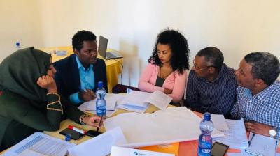 Conflict Analysis for Ethiopian Civil Servants