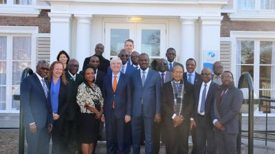 Clingendael hosting ECOWAS Delegation