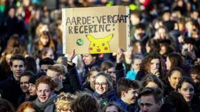 Klimaatverandering; verkiezingsthema voor alle Europeanen