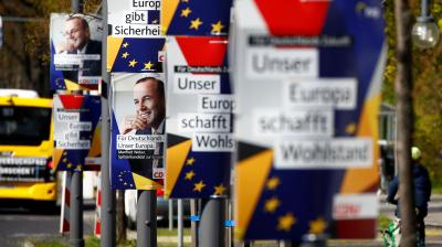 European election campaigns in Germany