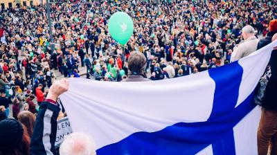 An EP-campaign of low profile in Finland