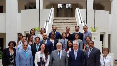 Training cooperation in Latin America
