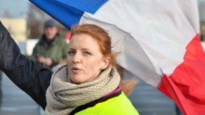 The campaign for the European Elections in France