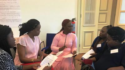 Fifth training for African Women Mediators