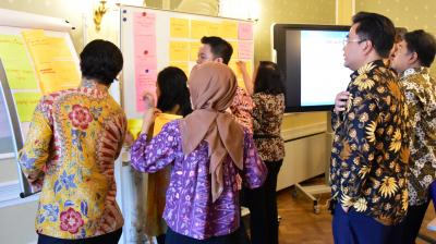 Strategic Foreign Policy Making Training for Indonesian Diplomats