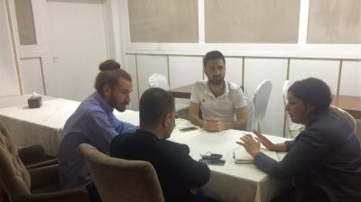 Humanitarian Negotiations Training for Interchurch Aid in Erbil