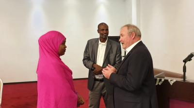 Negotiation & Mediation Training for Somalia