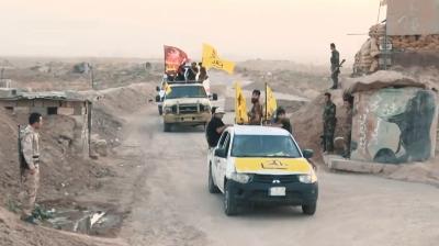 Who's afraid of Iraq's Hashd?
