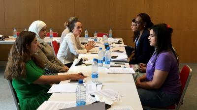 We were back in Beirut! Humanitarian negotiation training