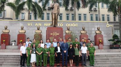 Training of Trainers on UN Convention Against Torture in Hanoi