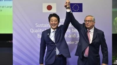 Empowering the EU–Japan connectivity partnership
