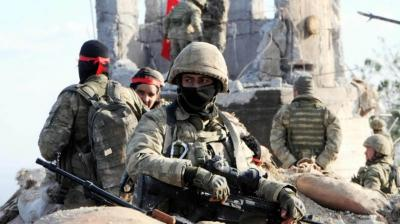 Turkish proxy warfare in northern Syria