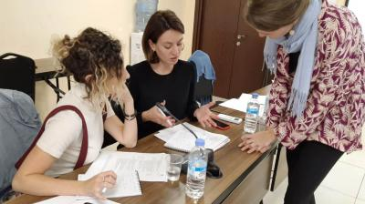 Strengthening capacity for crisis management in Georgia