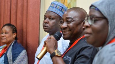 Training Community Mediators in Nigeria