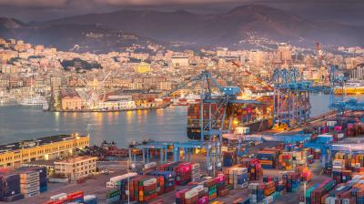 European seaports and Chinese strategic influence