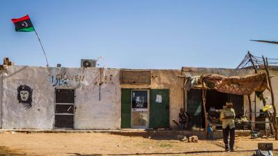 Libya's Haftar and the Fezzan: One year on