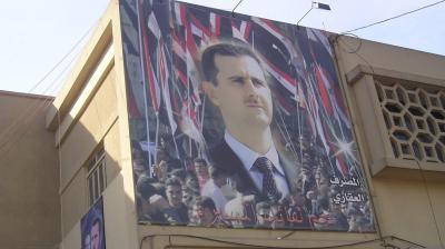 The Syrian Desert Hawks: flying no more