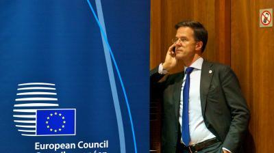 De euro valt niet en Nederland is niet gek geworden
